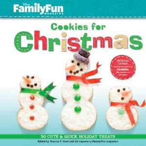 christmas cookies book