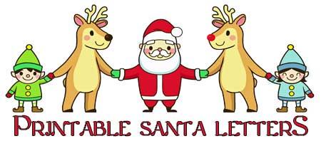 Printable Santa Letters.com